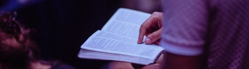 Bible Study and Worship Services